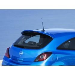 Spoiler alettone Opel Corsa D 3p