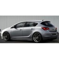 Minigonne laterali sottoporta Opel Astra J