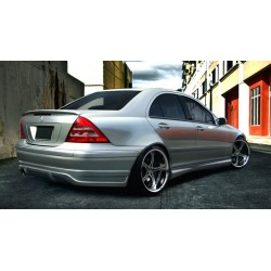 Paraurti posteriore Mercedes Classe C W203 AMG W204 Look