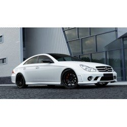 Minigonne laterali sottoporta Mercedes CLS W219 W204 AMG Look