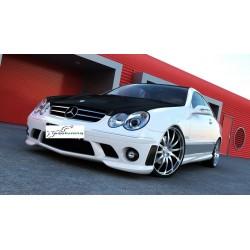 Paraurti anteriore Mercedes CLK W209 AMG 204 Look