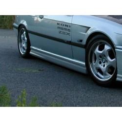 Minigonne laterali sottoporta BMW E30 Mafia