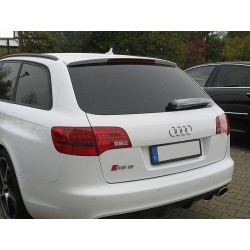 Spoiler alettone Audi A6 C6 Avant RS6 Look