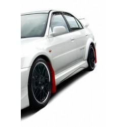 Minigonne laterali sottoporta Mitsubishi Lancer Evo V