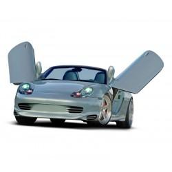 Sottoparaurti anteriore Porsche Boxster