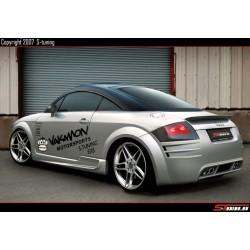 Paraurti posteriore Audi TT