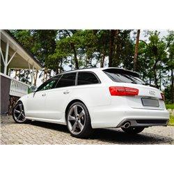 Audi A6 C7 2011- Avant Spoiler alettone posteriore lunotto S-Line