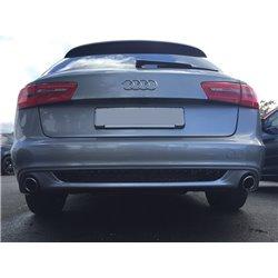 Estrattore sottoparaurti posteriore Audi A6 C7 11-14