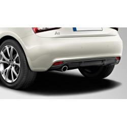 Sottoparaurti estrattore posteriore Audi A1 8X 10-13