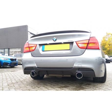 Spoiler estrattore sottoparaurti posteriore BMW Serie 3 E90