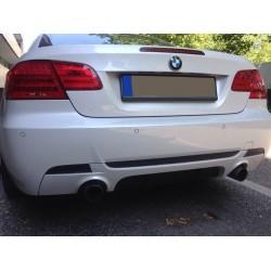 Spoiler estrattore sottoparaurti posteriore BMW Serie 3 E92 / E93