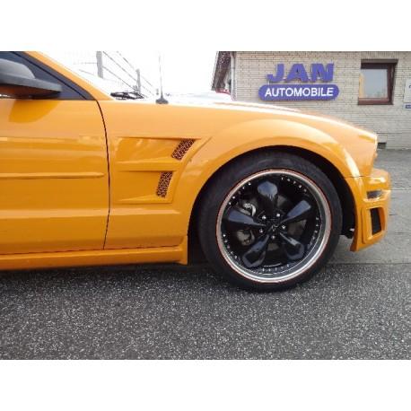 Presa d'aria parafanghi anteriori Ford Mustang