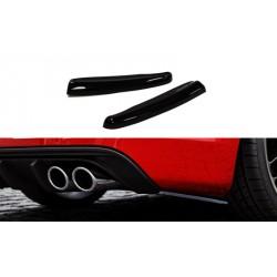 Sottoparaurti splitter laterali posteriori Audi S3 8V 2013-
