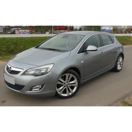 Sottoparaurti anteriore Opel Astra J