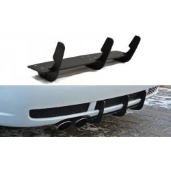 Spoiler estrattore sottoparaurti posteriore Audi RS4 B5 99-01