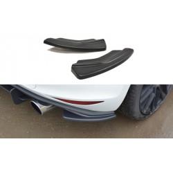 Sottoparaurti splitter posteriore Volkwagen Golf VII GTI 2012-