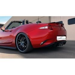 Estensione spoiler Mazda MX-5 IV 2014-