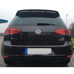 Spoiler lunotto Volkswagen Golf VII