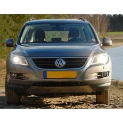 Spoiler sottoparaurti anteriore Volkswagen Tiguan