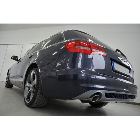 Estrattore sottoparaurti posteriore Audi A6 C6 Avant 08-11 S-Line Look