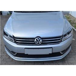 Sottoparaurti anteriore Volkswagen Passat B7