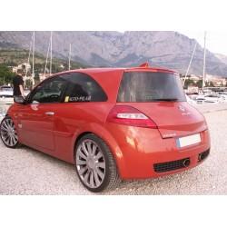 Spoiler alettone Renault Megane II RS Look