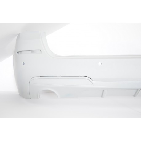 Spoiler sottoparaurti posteriore BMW Serie 5 F10 M-Pack