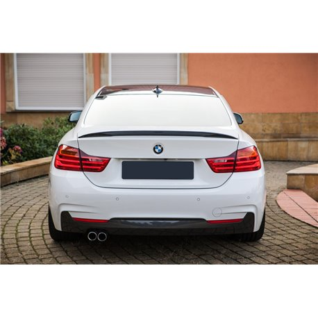 Spoiler alettone BMW Serie 4 F32 Performance Look