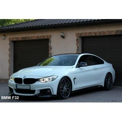 Flaps sottoparaurti anteriore BMW Serie 4 F32 M-Pack