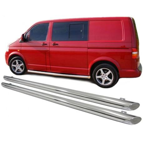 Pedane laterali sottoporta Volkswagen T5 Bus Transporter