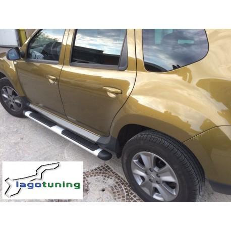 Pedane laterali sottoporta Dacia Duster / Nissan Terrano