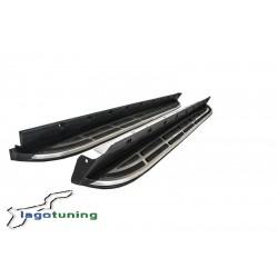 Pedane laterali sottoporta Hyundai Santa Fe MK3 2013-