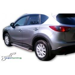 Pedane laterali sottoporta Mazda CX-5 2012-