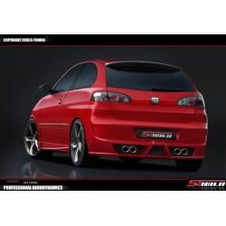 Paraurti posteriore Seat Ibiza 02-08