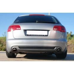 Audi A6 C6 Spoiler sottoparaurti posteriore Sline look