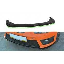 Sottoparaurti splitter anteriore Seat Leon MK2 Cupra / FR 09-12