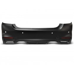Paraurti posteriore BMW Serie 3 F32 / F33 M4 Style 2013- (PDC)
