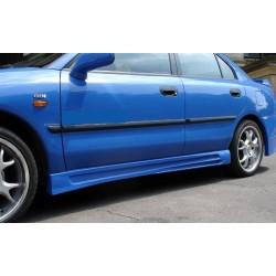 Minigonne laterali sottoporta Mitsubishi Carisma 96-99