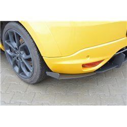 Spoiler sottoparaurti laterali posteriori Renault Megane 3 RS 10-15