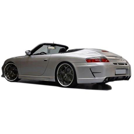 Paraurti posteriore Porsche 996 I Carrera Type