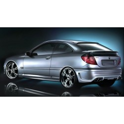 Paraurti posteriore Mercedes C-180K Coupe