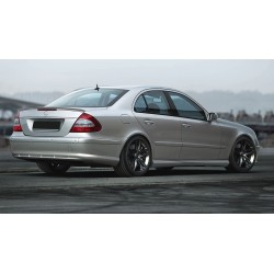 Spoiler alettone baule Mercedes W211 06-09