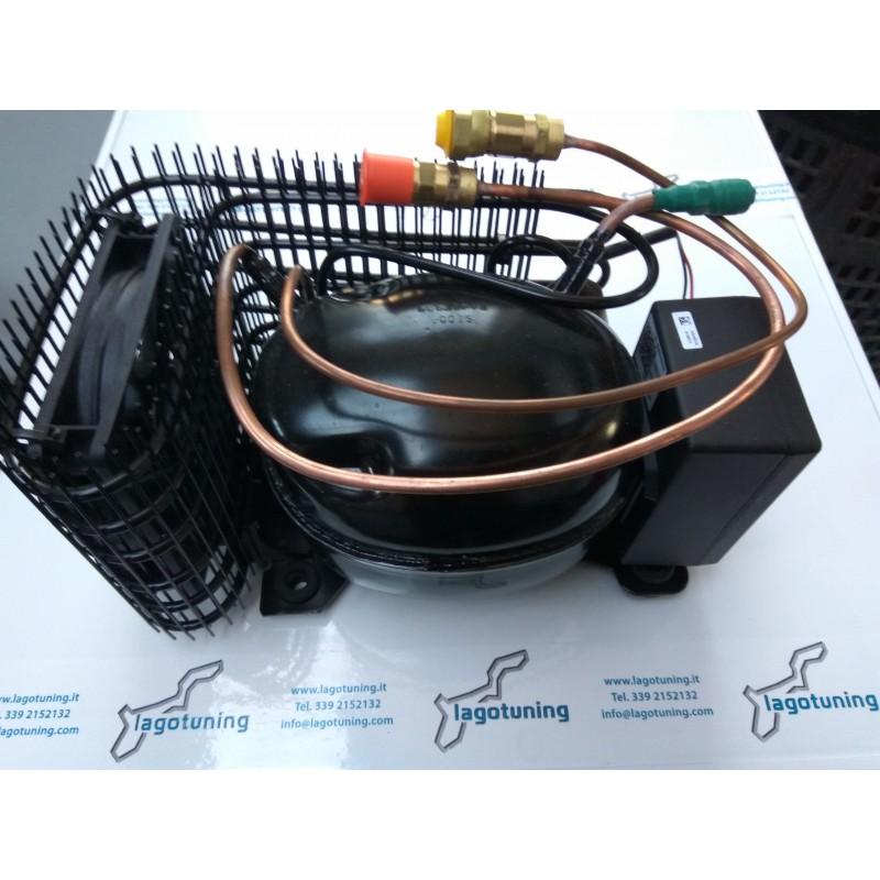 Kit fai da te frigo compressore 12 volt for Calamite frigo fai da te
