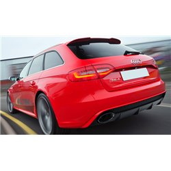 Spoiler alettone posteriore AUDI A4 B8 RS4 Look