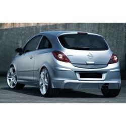 Paraurti posteriore Opel Corsa D
