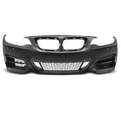 Paraurti anteriore BMW Serie 1 F22 / F23 2013- M235 Style (PDC)