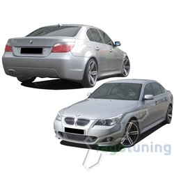 Kit estetico completo BMW Serie 5 E60 MSport ABS