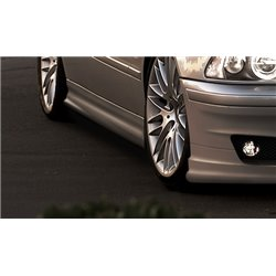 Minigonne laterali sottoporta BMW Serie 5 E39 Mafia