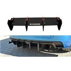 Subaru impresa WRX STI 09-11 Spoiler estrattore sottoparaurti posteriore
