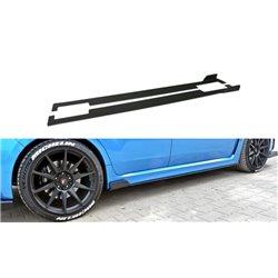 Subaru impresa WRX STI 09-11 Estensione minigonne Racing